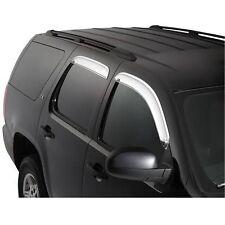 Auto Ventshade Chrome Ventvisors 682099