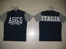 10036 T.XL ASICS Italia Boxeo Fpi Camiseta Cotton Tee