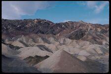 143033 Death Valley 20 Mule Team Canyon A4 papier photo