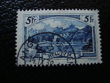 SUISSE - timbre - yvert et tellier n° 230 obl (A7) stamp switzerland