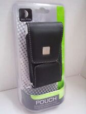Mobile Phone Pouch for IPhone, Black, By Delton, New