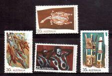 AUSTRALIA 1971 Aboriginal Art set MUH