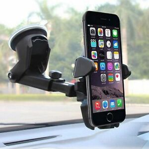 Universal 360° Car Windscreen Dashboard Holder Mount For GPS PDA Mobile Phone AU