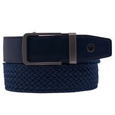 New 2019 Nexbelt Golf Belts Braided Navy Cut To Fit Up To 50