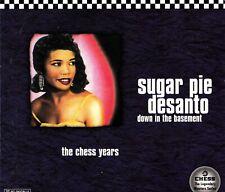 Sugar Pie Desanto – Down In The Basement - The Chess Years Digipak CD Best of