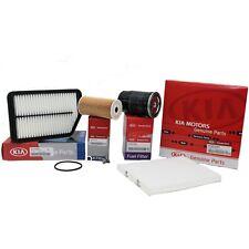 Original KIA Sportage SL 2.0 CRDI Inspektionskit Inspektionspaket Filter Set NEU