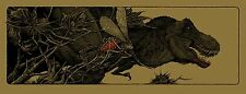 INCLUSION - Mondo Screenprint by AARON HORKEY - xxx/150 - JURASSIC PARK- VARIANT