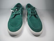 Converse BOW Port starboard Mens Size 13 Green Suede NOS ed64c0b67