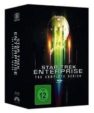 Star Trek - Enterprise - Complete Boxset [Blu-ray] *NEU* DEUTSCH Staffel 1 2 3 4