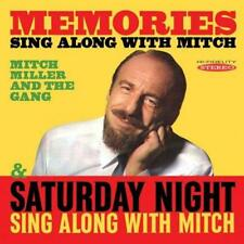 Mitch Miller And The Gang - Memories Sing Along With Mitch / Saturday N (NEW CD)
