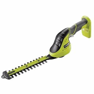Ryobi ONE+ COMPACT HEDGER & SHEAR CONSOLE OGS1820 18V Reduced User Fatigue