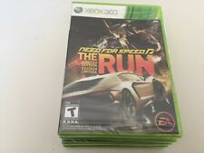 Need for Speed: The Run (Microsoft Xbox 360, 2011) NEW