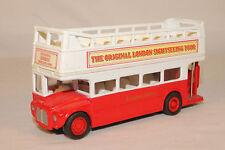 Corgi, London Coaches Double Deck Bus,  Nice Original