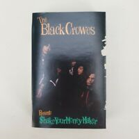 The Black Crowes - Cassette - Shake Your Money Maker