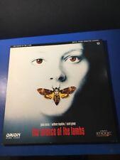 The Silence Of The Lambs Laserdisc - LD
