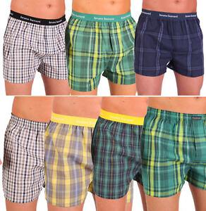 Bruno Banani Herren Boxershorts Unterhose Unterwäsche Cotton Slips