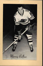 1944-63 BEEHIVE GROUP 2 PHOTOS   MURRY BALFOUR CHICAGO BLACK HAWKS EX-MT F2517