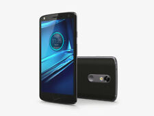 Motorola Droid Turbo 2 XT1585 32GB Unlocked Smartphone-Black-Good
