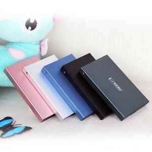 HDD  External Hard Drive Disk SSD HDD USB2.0 60g 160g 250g 320g 500g 750g 1tb