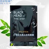 Pilaten x 10 Black Head off Killer Gesichtsmaske Mitesser Akne Komedo Entferner