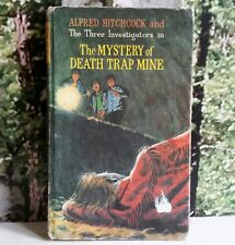 The 3 Three Investigators The Mystery Of Death Trap Mine HB 1977 UK Collins 1st