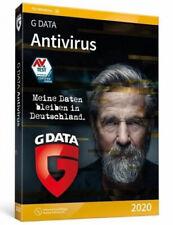 G-Data AntiVirus Windows 2020, 1 PC, 1 CD-ROM DB