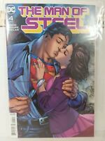 The Man of Steel #4 DC Comics New