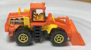Matchbox Construction Quarry King Orange 1/64 Diecast Loose Loader