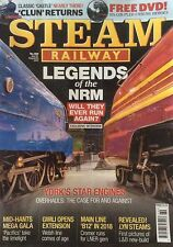 Steam Railway Magazine. July/August 2017.  Legends of the NRM.  L&B's New Build