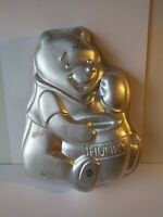 Vintage Wilton Disney Winnie the Pooh Cake Pan 1995 2105-3000 Hunny Pot