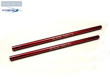 Xtreme Blade 180 CFX Red Aluminum Tail Boom - 2 Pack B180X13-R