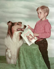 JON PROVOST UNSIGNED PHOTO - 5807 - LASSIE
