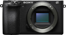 Open-Box Excellent: Sony - Alpha a6500 Mirrorless Camera (Body Only)