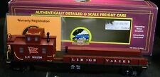 Vintage MTH Lehigh Valley 93156 Crane Tender 20-98223 In Original Box Excellent