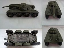 DINKY TOYS MECCANO CHAR EBR PANHARD  REF : 80A  (N°2)