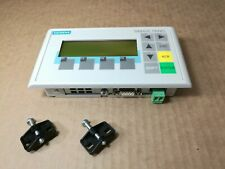 Siemens 6Av6640-0Ba11-0Ax0 Simatic Operator Panel ~ Sold w/ 60 Day Warranty
