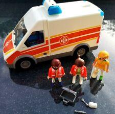 PLAYMOBIL 6685 Notarztwagen Ambulanz City Life