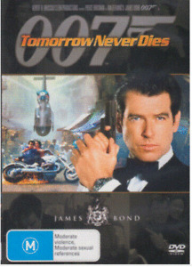 Tomorrow Never Dies 007 James Bond  REG 4..NEW & SEALED   V6