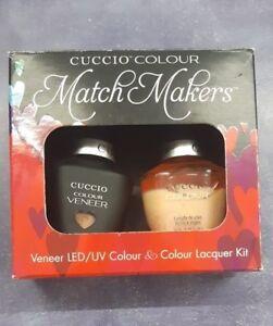 Cuccio Match Makers Gel & Polish Duo - Life's A Peach