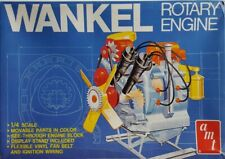 AMT Wankel Rotary Engine with Moveable Parts, 1/4 Scale