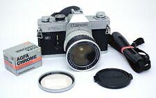 ✮ Canon FTb QL mit 28mm f/2.8 Weitwinkel Lens **TOP**// vom Händler!