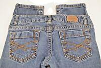Aeropostale Bayla  Skinny Women's Denim Blue Jeans Size 3 4 Regular