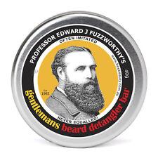 Professor Fuzzworthy Mens Beard Moustache Hair Detangling Conditioner Detangler