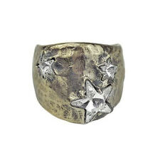 WAXING POETIC Crystal Constellation Twilight Nature Of Things Bronze Ring Size 6