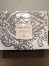 Southern Living Tisdale Full/Queen Duvet Cover & Shams Set NWT