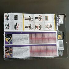 TRANSFORMERS G1 GENERATION ONE RAVAGE AND RUMBLE TECH SPECS CARD BACK