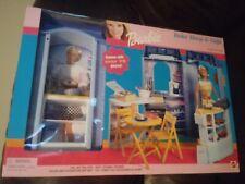 2000 Barbie Bake Shop & Cafe Playset New
