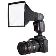 17x15cm Mini Universal Flash Diffuser Softbox for Nokon Canon Yongnuo Speedlite