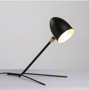 New Modern Ant Table lamp LED Iron Desk light Tischleuchte Lampe de table