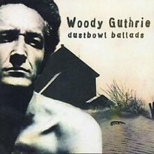 Woody Guthrie : Dustbowl Ballads CD (1998) ***NEW***
